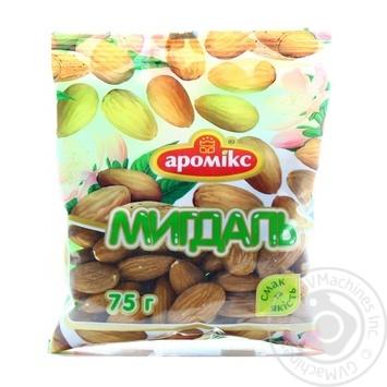 Мигдаль Аромікс 75г - купити, ціни на МегаМаркет - фото 1