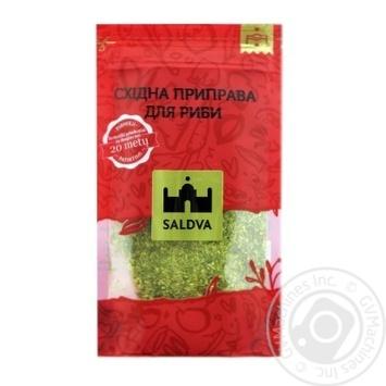 Східна приправа для риби Saldva 30г - купити, ціни на Novus - фото 1