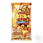 Top of Pop Cheese Flavor Popcorn for Microwave Oven 100g
