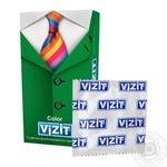 Презервативы латексные Vizit Color цветные ароматизированные №12