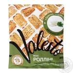 Ролліні Valesto  з бринзою та шпинатом заморожені 800г