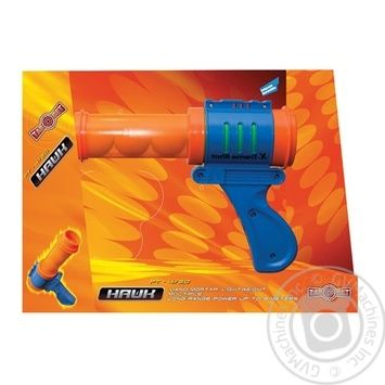 Hawk toy weapon in stock - buy, prices for MegaMarket - image 1