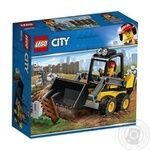 Lego Construction forklift Constructor 60219