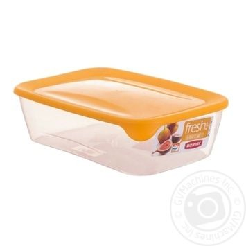 Curver Fresh&Go For Freezer Rectangular Container 2l - buy, prices for Auchan - photo 1