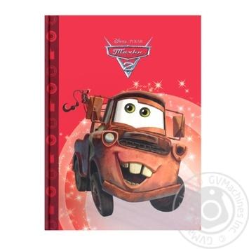 Книга Disney Магічна колекція Тачки 2 - купити, ціни на ЕКО Маркет - фото 1