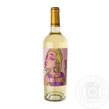Вино Wine Lovers La Choni Verdejo белое сухое 12% 0,75л
