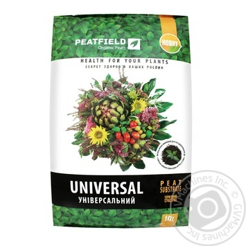 Peatfield Universal Substrate Peat 10L - buy, prices for Tavria V - image 1