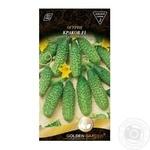 Seed cucumber Golden garden 0.5g Ukraine