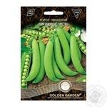 Семена Golden Garden Горох овощной Овощное чудо 20г