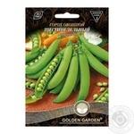 Насіння Гігант Горох овочевий Шеститижневий Golden Garden 20г