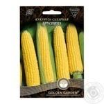 Семена Golden Garden Гигант Кукуруза сахарная Брусника 20г в ассортименте