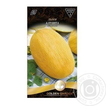 Семена Golden Garden дыня алушта 0,3 - купить, цены на Novus - фото 1