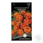 Семена Golden Garden Бархатцы отклоненные Спрэй Петит 0,5г