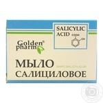 Soap Golden pharm solid 70g Ukraine