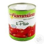 Томаты La Fiammante целые очищенные 800г