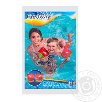 Нарукавники для плавання Дельфіни 23*15см - купить, цены на Novus - фото 1
