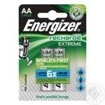 Акумулятор Energizer Rech Extreme AA 2300 FSB 2 шт