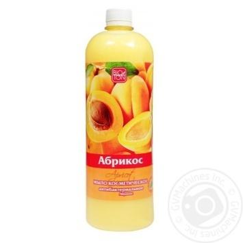 Мило косметичне антибактеріальне Абрикос 1000 мл - купити, ціни на Novus - фото 1