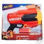 Игрушка Hasbro Nerf Mega Tri-Break Бластер