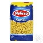 Макаронные изделия Melissa Рожки из твердых сортов пшеницы  500г