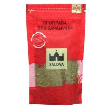 Приправа для баранины Saldva 25г - купить, цены на Novus - фото 1