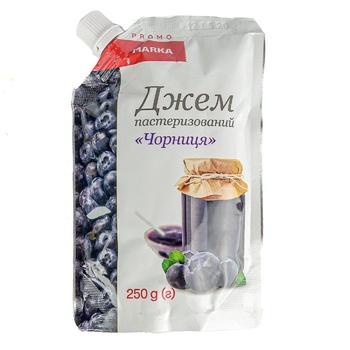 Marka Promo Blueberry Jam 250g - buy, prices for Novus - image 1