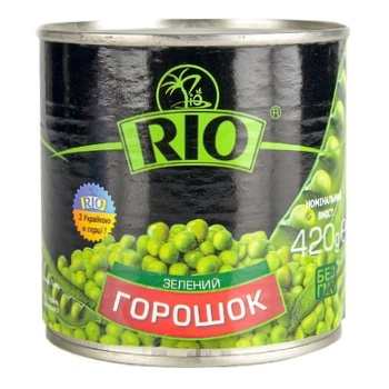 Rio Green Peas 420g