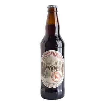 Пиво Senojo Vilniaus Dark with Herbs темное с пряностями 8,2% 0,5л