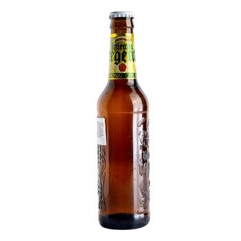 Пиво Bohemia Regent Premium Lager светлое 5% 0,33л