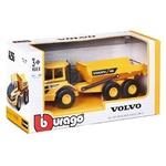 Игрушка Bburago Construction Volvo A25G Самосвал