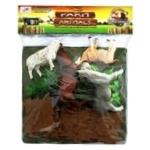 Набор игровой Країна Іграшок Животные - купить, цены на Novus - фото 1