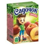 Sadochok peach juice 0,2l