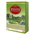 Чай зеленый Hyleys с цветками жасмина особенно крупнолистовой 100г