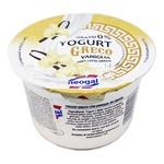 Йогурт греческий Neogal 0% с ванилью 150г