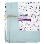 Скатерть Novus Home Мармелад с кантом 136х136см