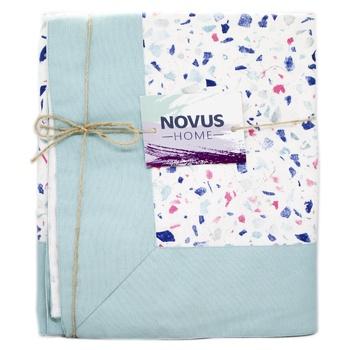 Скатертина Novus Home Мармелад з кантом 136х136см