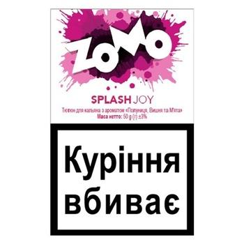 Тютюн Zomo Splash Joy 50г - купити, ціни на Novus - фото 1