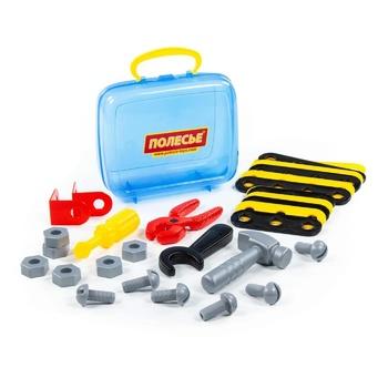 Polesie Mechanic Play Set 30items - buy, prices for Novus - image 2