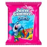 Конфеты желейные Juicee Gummee Sharks с фруктовым соком 80г - купить, цены на Восторг - фото 1