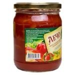 Лечо Дари Ланів у томатному соусі 500г