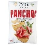 Чіпси Panchos пшенично-кукурудзяні зі смаком хамону 82г