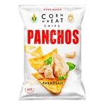Чипсы Panchos пшенично-кукурузные со вкусом сыра Пармезан 82г