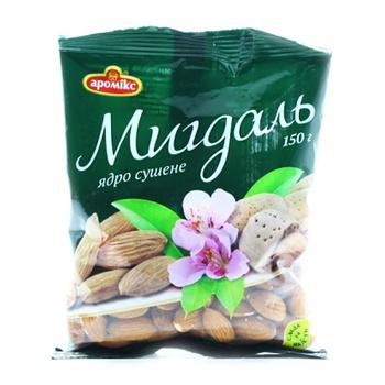 Мигдаль Аромікс 150г - купити, ціни на МегаМаркет - фото 1