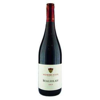 Вино Mommessin Beaujolais красное сухое 12% 0,75л