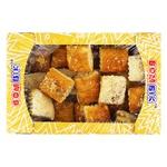 Печенье Бом-Бик Необычное с кунжутом слоеное 250г