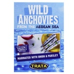 Trata Pickled With Onion And Parsley Wild Anchovies 100g