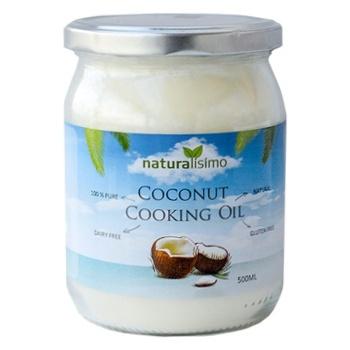 Oil coconut cleaned 500ml - buy, prices for Novus - image 1