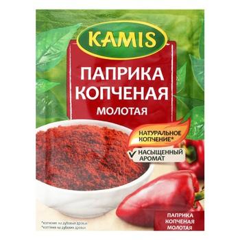 Приправа Kamis Паприка копчена мелена 15г - купити, ціни на Novus - фото 1