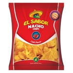 El Sabor Nacho Chips with Chili Pepper Flavor 225g