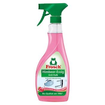 Засіб для чищення ванн Frosch Малина 500мл - купити, ціни на Метро - фото 2